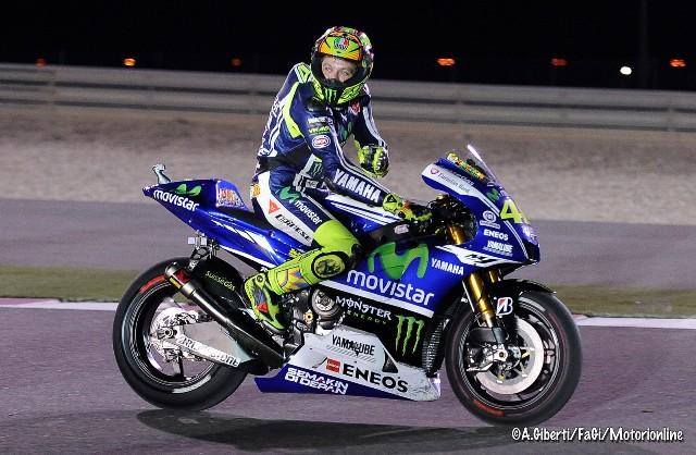 """MotoGP: Valentino Rossi """"Bella gara, come non si vedevano da anni, ora in Texas mi porto pistole e speroni"""""""