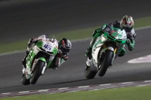 """MotoGP Qatar, Nicky Hayden """"Ho provato a stare con Espargarò ma le gomme erano finite. Bella lotta con Scott"""""""