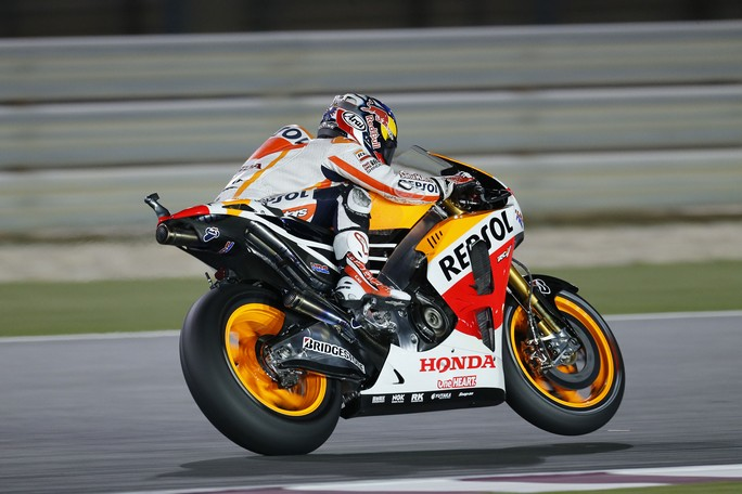 "MotoGP Qatar, Day1: Dani Pedrosa ""Oggi mancava aderenza"""