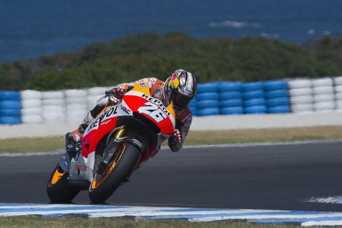"""MotoGP: Test Phillip Island Day 1, Dani Pedrosa """"Stiamo valutando diverse gomme"""""""