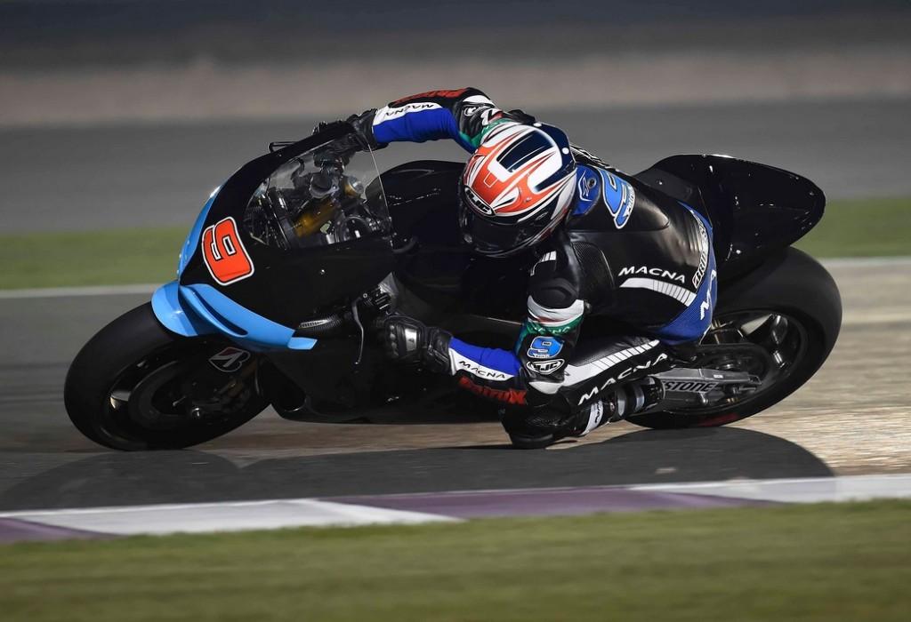 """MotoGP: Test Losail Day 1, Danilo Petrucci """"La ART mi piace moltissimo"""""""