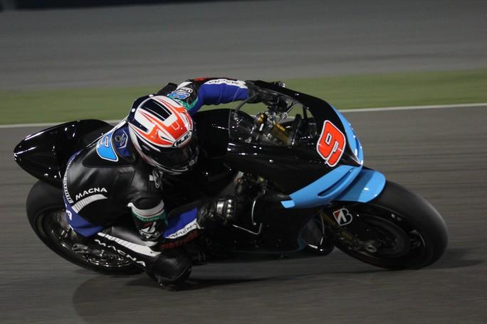 """MotoGP: Test Losail Day 3, Danilo Petrucci """"Sono decisamente soddisfatto delle prove che abbiamo fatto"""""""