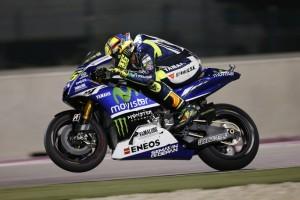 MotoGP Qatar: Parola a Marquez, Rossi e Pedrosa