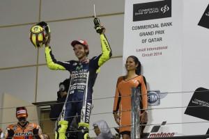 """MotoGP Qatar: Valentino Rossi """"In moto l'età non conta! Il segreto è la passione"""""""