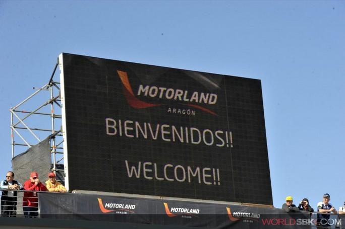Superbike: Domenica si correrà per la ventisettesima volta in Spagna