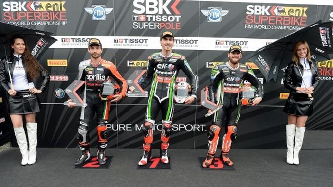Superbike: Prima pole in carriera per Loris Baz