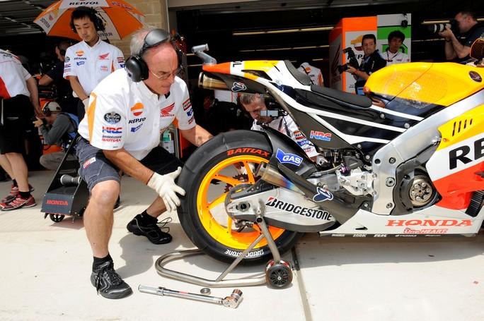 MotoGP: Termas de Rio Hondo, Bridgestone pronta alla sfida Argentina