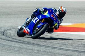 MotoGP: Randy de Puniet soddisfatto dei miglioramenti della Suzuki