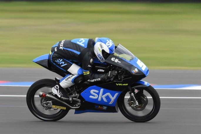 Moto3 Rio Hondo:  Romano Fenati Show, sua la vittoria nel GP d'Argentina!