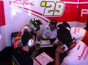"""MotoGP: Andrea Iannone """"Bello correre su una nuova pista, voglio tornare a lottare per il podio"""""""