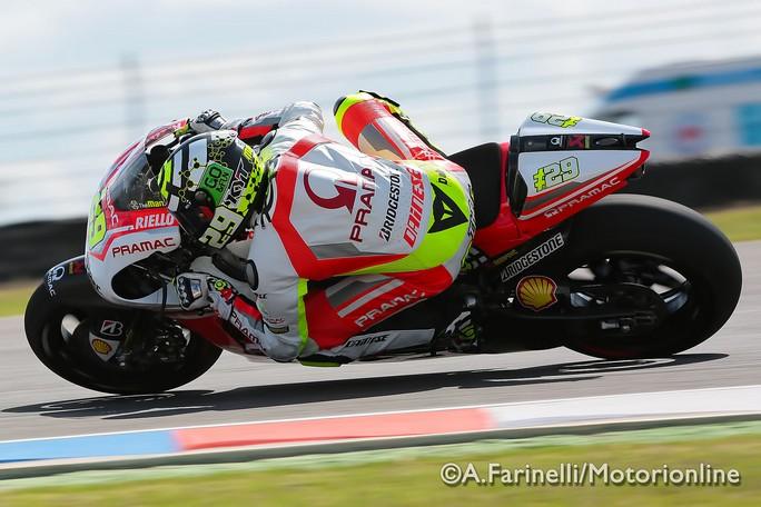 """MotoGP Rio Hondo: Andrea Iannone """"E' stata una bellissima gara, sono soddisfatto"""""""