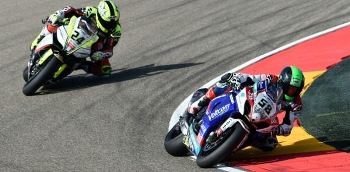 Superbike: Per il team Suzuki un difficile round ad Aragon