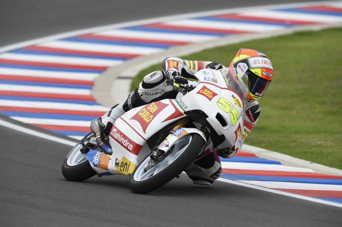 Moto3 Argentina: Buon inizio per il San Carlo Team Italia