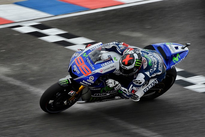 """MotoGP Rio Hondo, Day 1: Jorge Lorenzo """"Abbiamo problemi di gomme"""""""