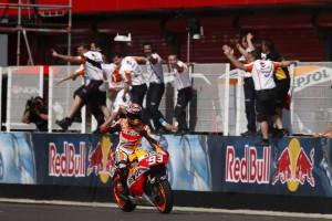 """MotoGP Rio Hondo: Marc Marquez """"Vittoria importante, ma il campionato è ancora lungo"""""""