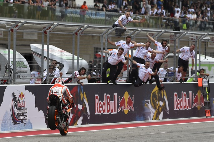 """MotoGP: Marc Marquez """"In Argentina per continuare quanto di buono fatto nelle prime due gare"""""""