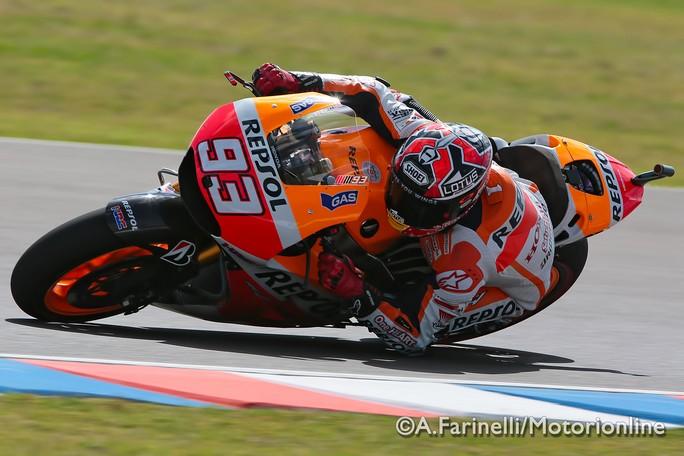 MotoGP Rio Hondo, Warm Up: Marquez al Top, Aleix Espargarò davanti a Lorenzo e Rossi