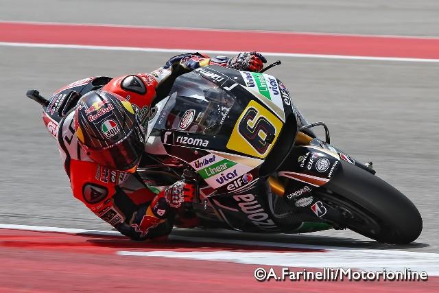 """MotoGP Austin: Stefan Bradl """"Peccato ho annusato il podio, ma la gomma anteriore mi ha rallentato"""""""