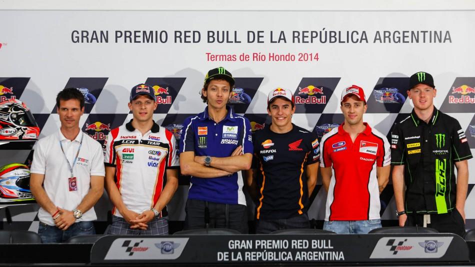 MotoGP: Al Rio Hondo parola a Marquez, Rossi e Dovizioso