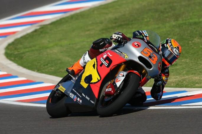 Moto2 Rio Hondo: Rabat fa suo anche il Warm Up