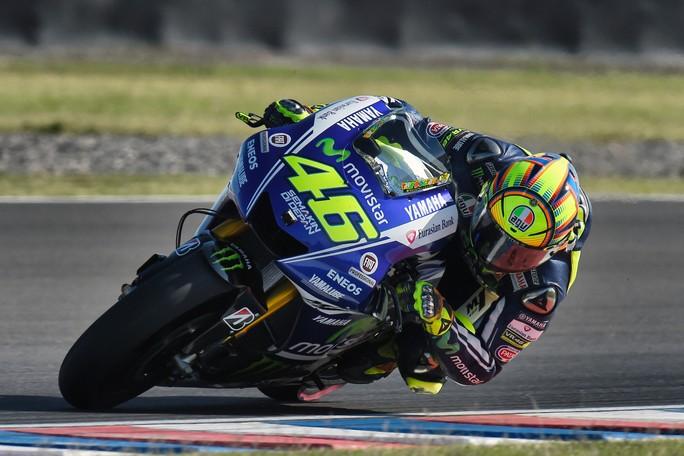 """MotoGP Rio Hondo: Valentino Rossi """"Sono felice, oggi abbiamo fatto una buona qualifica"""""""