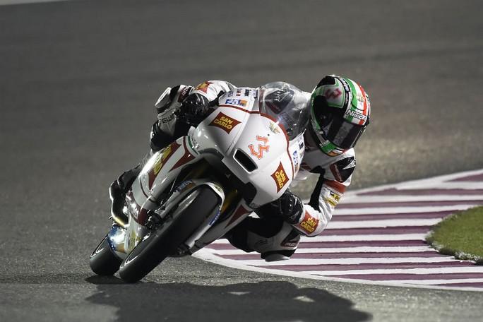 Moto3: Il San Carlo Team Italia ad Austin con il lutto per ricordare Massimo Tamburini