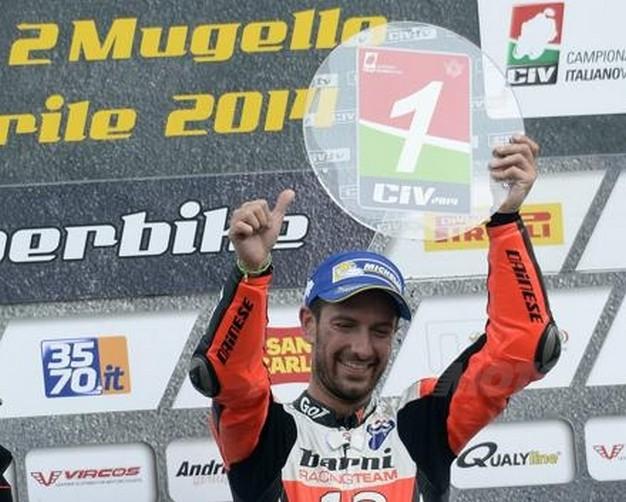 Superbike: Ivan Goi wild card al prossimo round di Imola nel Team EVO Barni Racing