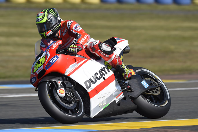 """MotoGP Le Mans Qualifiche Cal Crutchlow: """"Sono soddisfatto, sono stato più veloce dello scorso anno"""""""