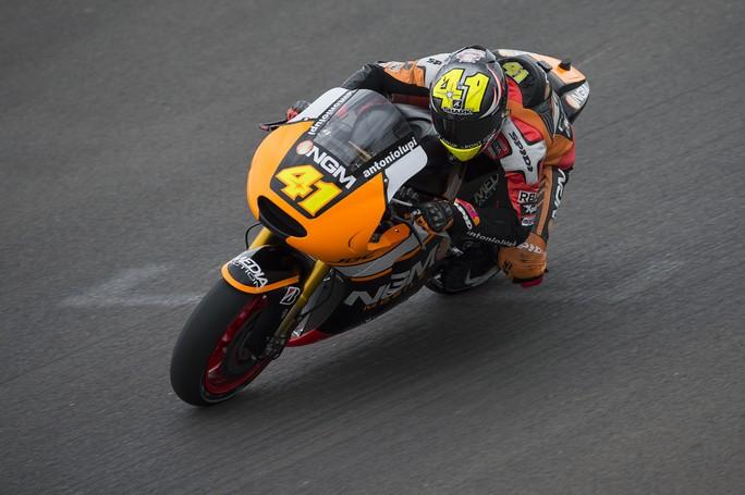 MotoGP Jerez, Prove Libere 1: Aleix Espargarò al Top, seguono Lorenzo e Marquez, Rossi 5°