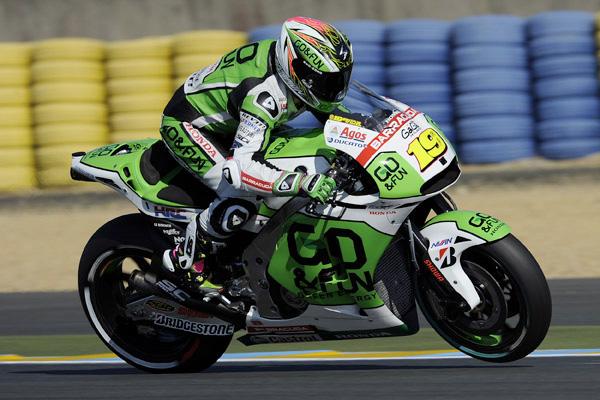 """MotoGP Le Mans Qualifiche Alvaro Bautista: """"Siamo messi meglio rispetto a Jerez"""""""