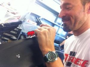 MotoGP: Max Biaggi in sella alla ART Aprilia Open al Mugello
