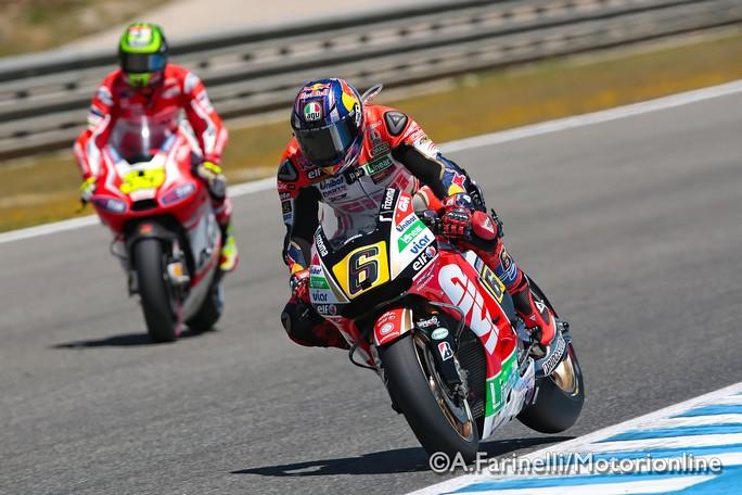 """MotoGP Jerez: Stefan Bradl """"Con questo caldo si fa fatica"""""""