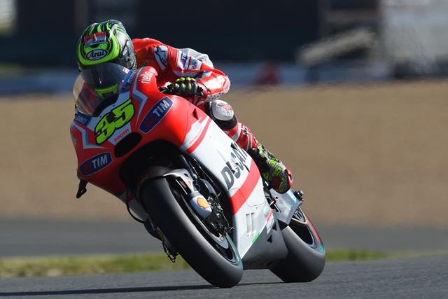 """MotoGP Le Mans, Prove Libere: Cal Crutchlow """"Giornata deludente, nonostante le modifiche il sottosterzo non va via"""""""