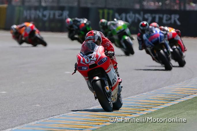 """MotoGP: Andrea Dovizioso """"Il Mugello si adatta alle caratteristiche della nostra Ducati"""""""