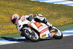 """Moto3 Jerez: Matteo Ferrari """"Positivo aver visto la bandiera a scacchi, ma non sono soddisfatto"""""""