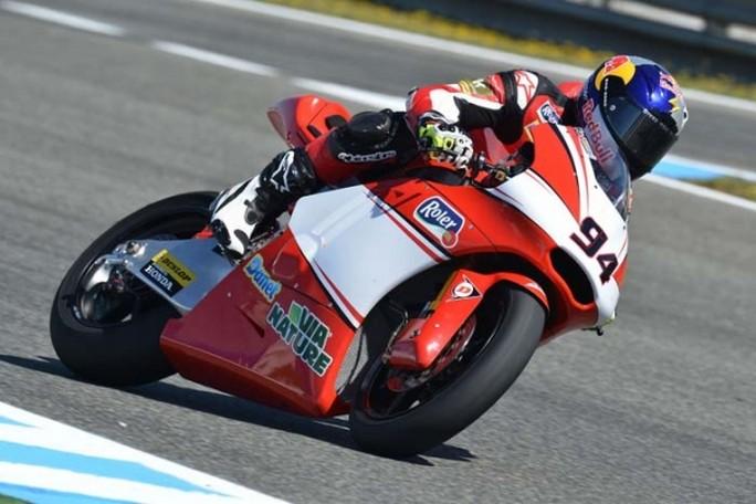 Moto2 Le Mans: Folger ancora al Top, suo il miglior tempo del warm up, bene Corsi