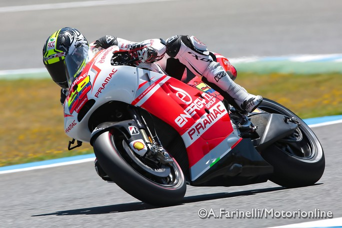 """MotoGP Jerez: Yonny Hernandez """"Felice di essere nella Top Ten"""""""