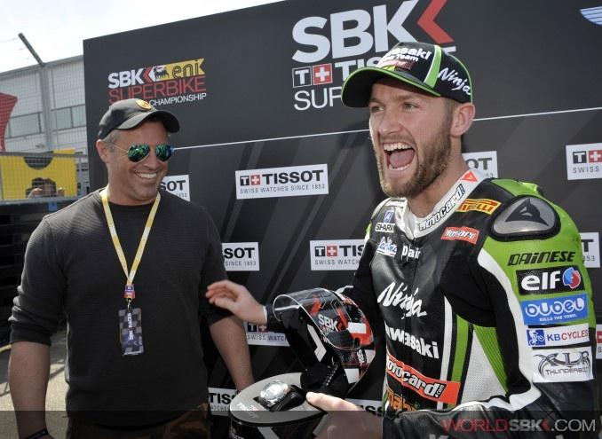 Superbike: Sykes vuole il massimo risultato questo weekend