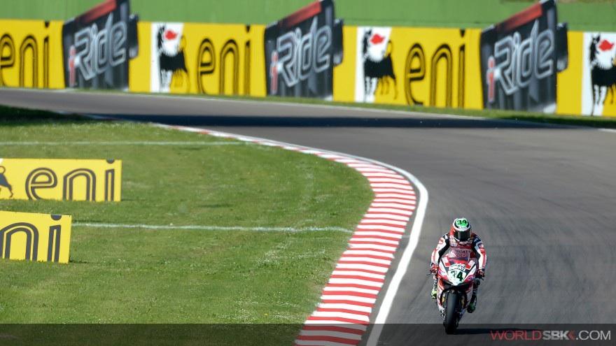 Superbike: La Ducati festeggia la prima Superpole della stagione