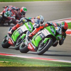 Superbike: Doppietta per la Kawasaki a Donington in Gara 1