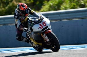 Moto2 Jerez, Warm Up: Kallio davanti a Folger, Corsi è decimo