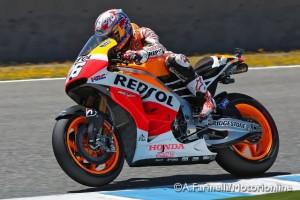 """MotoGP, Test Jerez: Dani Pedrosa """"Oggi abbiamo portato in pista diverse novità positive"""""""
