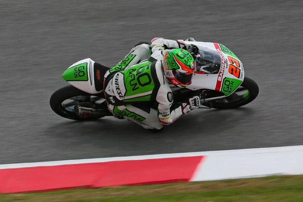 Moto3 Qualifiche Mugello: Umori contrastanti in casa Gresini