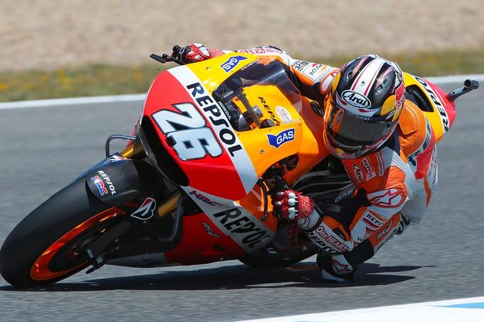 """MotoGP Jerez: Dani Pedrosa """"Con questo caldo bisognerà lavorare molto sulla moto"""""""