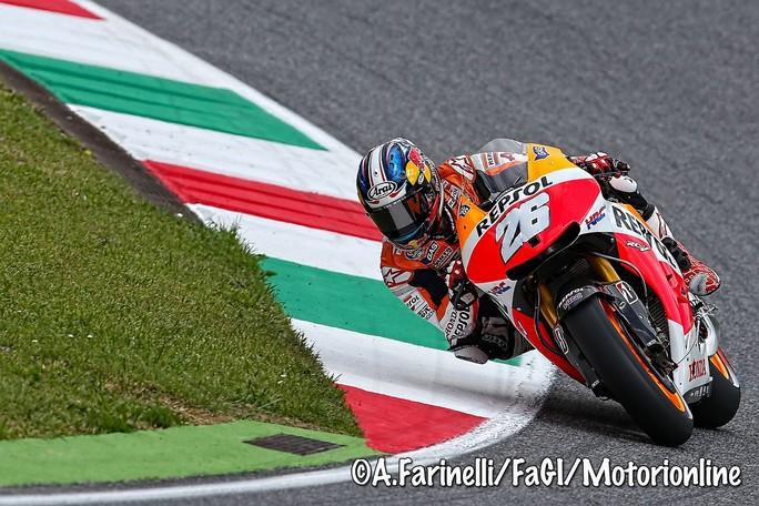 """MotoGP: Dani Pedrosa """"Al Mugello atmosfera incredibile"""""""