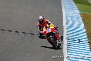 """MotoGP Jerez: Dani Pedrosa """"La gara di oggi è stata molto difficile"""""""