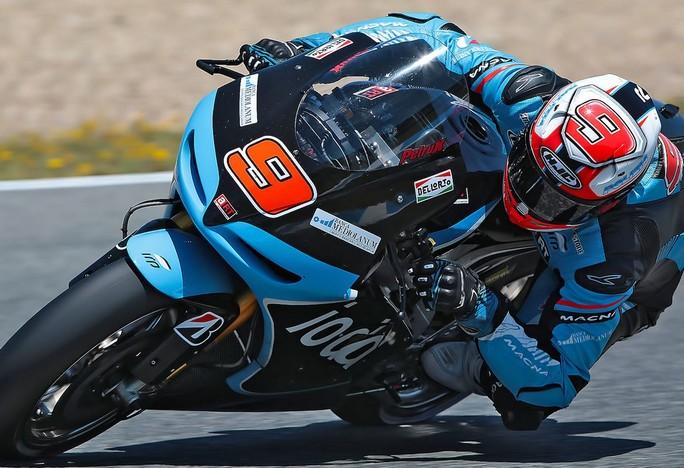 """MotoGP Jerez: Danilo Petrucci """"Inizio positivo qui in Spagna"""""""