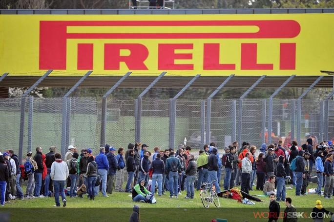Superbike: Il punto di Pirelli dopo Assen