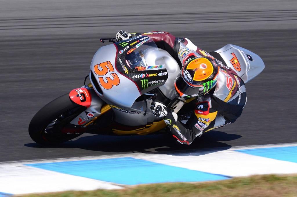Moto2 Jerez, Prove Libere 1: Rabat davanti a Kallio e Folger