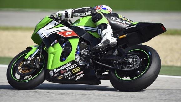 Superbike: Romain Lanusse sostituirà Luca Scassa a Donington